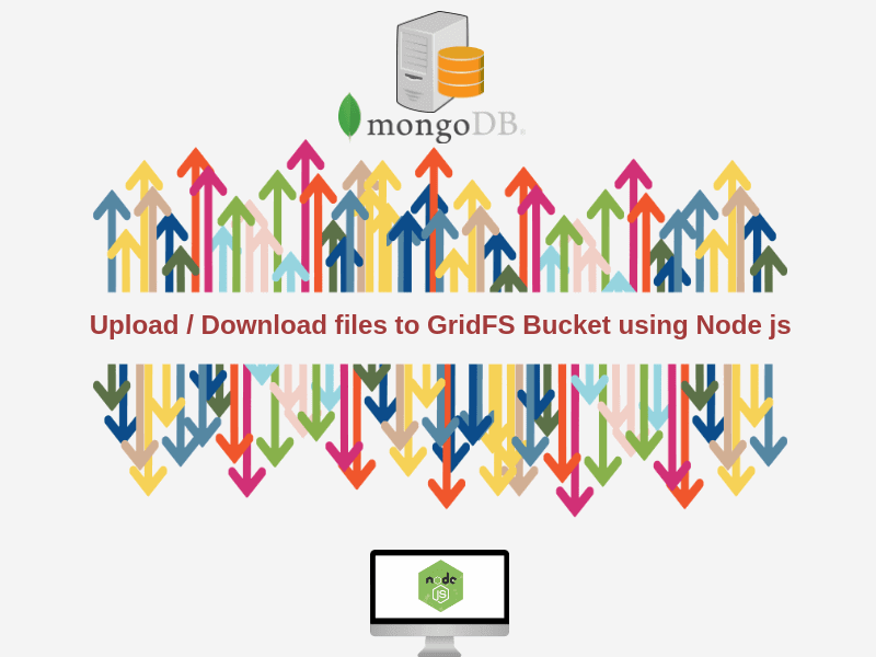 GridFS Bucket - File Upload/Download